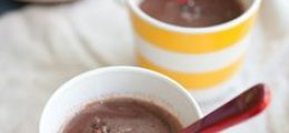 Chocolate con leche de soja