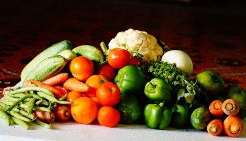 Razones para comer verduras